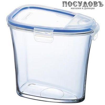 Luminarc Pure Box Active L0967 контейнер с герметичной крышкой, стекло упрочненное, 1450 мл