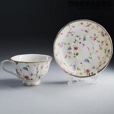 Beatrix Ассоль МХ005P/6 набор чайный, фарфор, в подарочной упаковке 12 пр.