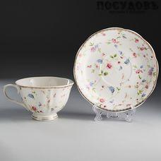 Beatrix Ассоль МХ005P/1 чайная пара, 220 мл, фарфор, Китай, в подарочной упаковке 2 пр.