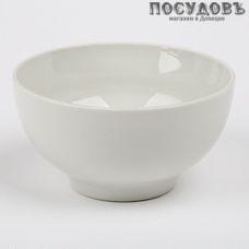 Добрушский фарфор Белье 0с0655ф34 пиала, фарфор, цвет белый, 330 мл, Беларусь, без упаковки 1 шт.