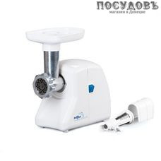 Ротор Дива М ЭМШ30/230-2 мясорубка электрическая 1500 Вт, 0,5 кг/мин, цвет белый
