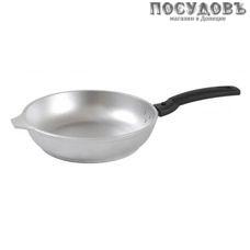 Kukmara с263 сковорода Ø260×60 мм, алюминий литой, без покрытия, съемная ручка