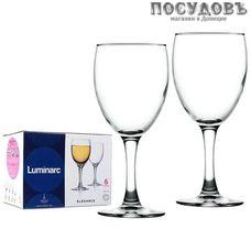 Luminarc Elegance P2504, бокал винный 245 мл, стекло, Россия, в упаковке 6 шт.