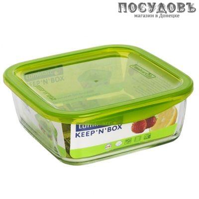 Luminarc Keep'n Box G8413 контейнер с герметичной крышкой, стекло упрочненное, 720 мл