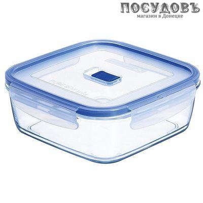 Luminarc Pure Box J2259 контейнер с герметичной крышкой, стекло упрочненное, 2500 мл