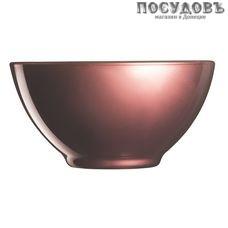 Luminarc Abacco L2267 салатник, стекло упрочненное, цвет медный мм, 500 мл, Франция 1 шт.