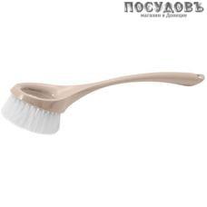 Пластик Репаблик Ориджинал SV3134БЖ щетка для посуды, 300×95×30 мм, цвет бежевый
