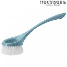 Пластик Репаблик Ориджинал SV3134НБС щетка для посуды, 300×95×70 мм, цвет небесный