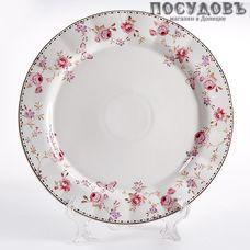 Beatrix Арабель МХ015Т3/6 тарелки мелкие в наборе, фарфор, Ø270 мм, Китай, в упаковке 6 шт.