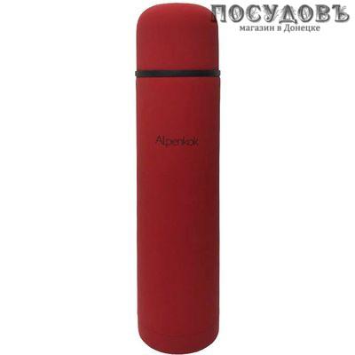 Alpenkok AK-07502M термос 750 мл, колба сталь нержавеющая, красный