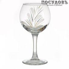 ГласСтар Салют 3 К411, бокал винный 290 мл, стекло, в упаковке 6 шт.