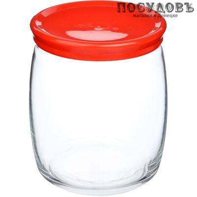 Pasabahce Cesni 43004B банка для хранения с крышкой, стекло, 920 мл