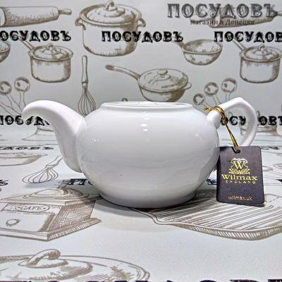 Wilmax WL994036 чайник заварочный, фарфор, 500 мл, Китай, 1 шт