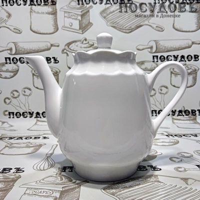 Добрушский фарфор Бельё 6С0097Ф34 чайник заварочный, фарфор, 1750 мл, Беларусь, 1 шт