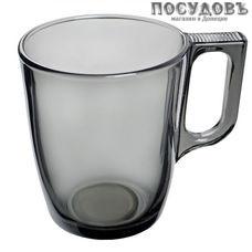 "Luminarc ""Nuevo"" N5772 кружка, цвет Graphite, 250 мл, стекло упрочненное, без упаковки, Graphite 1 шт"