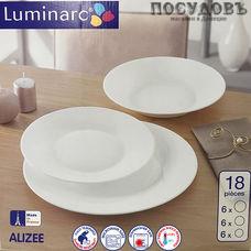 Столовый набор Luminarc Alizee L3664 18 предметов