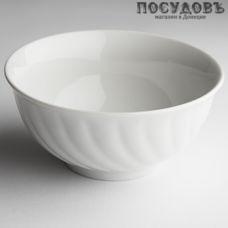 "Фарфоровый салатник ДФЗ ""Голубая роза Белый"" 17392 1400 мл 1 шт"