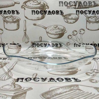 Pasabahce Toscana 10596SLB блюдо стекло  мл, 1 шт.